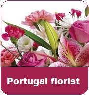 Send flowers to Lisbon